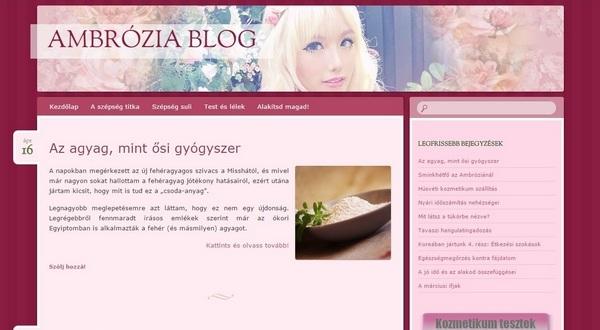 Ambróziablog