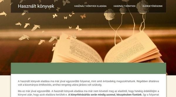 Használt könyvek