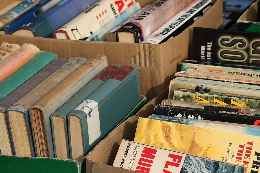 Könyvfelvásárlás Budapest